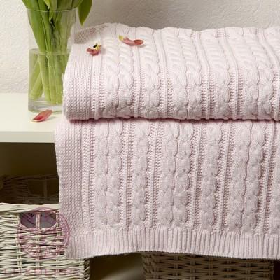 Плед Luxberry Imperio 36 розовый (размер 150х200 см)