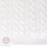 Плед Luxberry  Imperio 36 белый (размер 150х200 см)