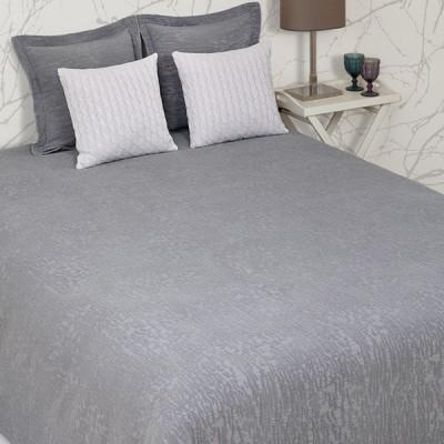 Покрывало Luxberry Velvet серый (200х220 см)