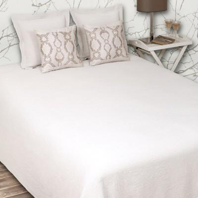 Покрывало Luxberry Velvet песочный (200х220 см)