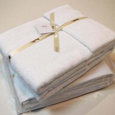 Полотенце Devilla Imperio Bath&Co белый (50х100 см)