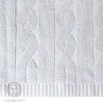 Комплект из 3-х полотенец Devilla Imperio светло/лавандовый (30х50, 50х100, 70х140 см)