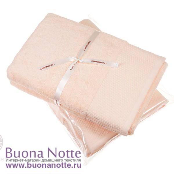 Полотенце Luxberry Joy розовый (70х140 см)