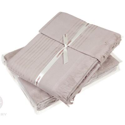 Полотенце Luxberry Simple мокко (50х100 cм)