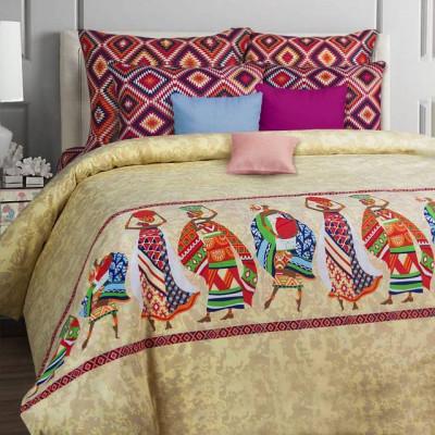 Постельное белье Mona Liza Classic Afrika (размер 2-спальный, нав.50х70 см)