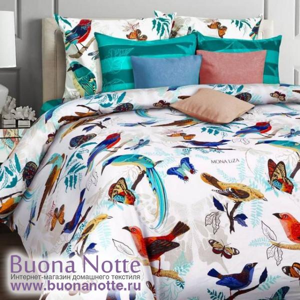 Постельное белье Mona Liza Classic бязь Nocturn (размер 1,5-спальный, наволочки 50х70 см)