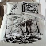 Постельное белье Mona Liza Sketch Art Nature (размер 2-спальный)