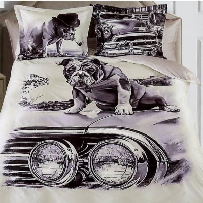 Постельное белье Mona Liza Sketch Art Pet (размер 2-спальный)