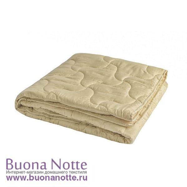 Одеяло из овечьей шерсти Nature's Золотой мерино 172х205 см