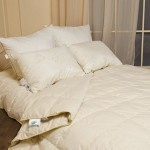 Одеяло пуховое Nature's Медовый поцелуй всесезонное 200х220 см