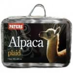 Плед Paters Alpaca Орнамент (размер 140х205 см)