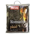 Плед Paters Romantic Хельсинки (размер 140х205 см)