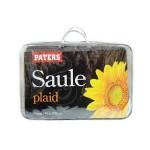 Плед Paters Saule Каштан (размер 140х205 см)