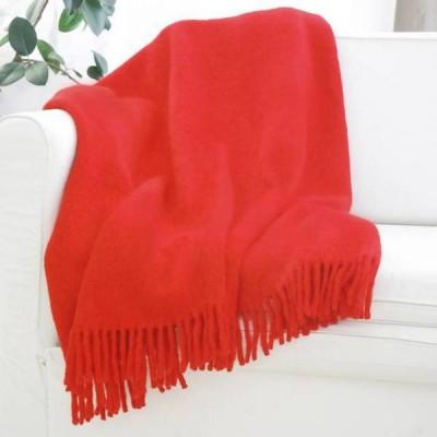 Плед Paters Saule Красный (размер 140х205 см)