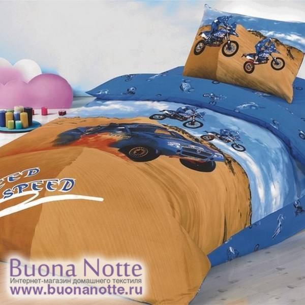 Комплект постельного белья Stile Tex D-12 (размер 1,5-спальный)