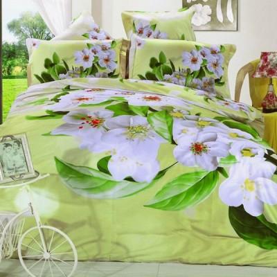 Постельное белье Stile Tex 3D Яблоневый цвет (размер 2-спальный)
