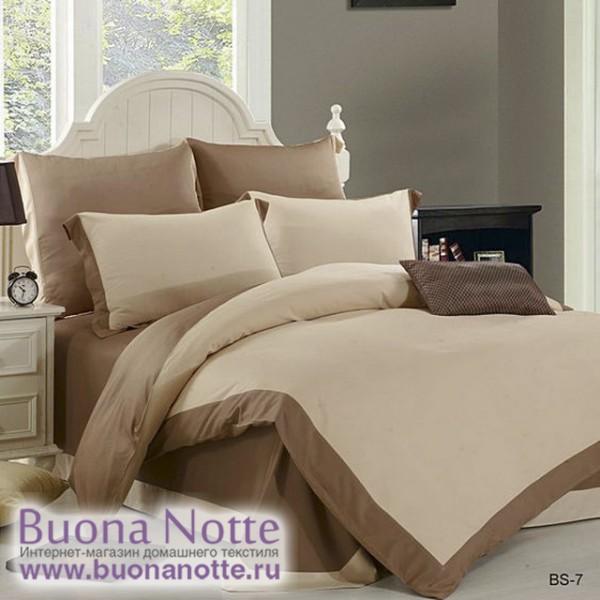 Комплект постельного белья Valtery BS-07 (размер семейный)