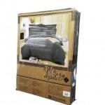 Комплект постельного белья Valtery LE-03 (размер евро)