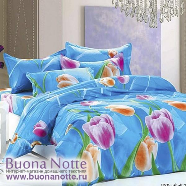 Комплект постельного белья Valtery MF-40 (размер евро)