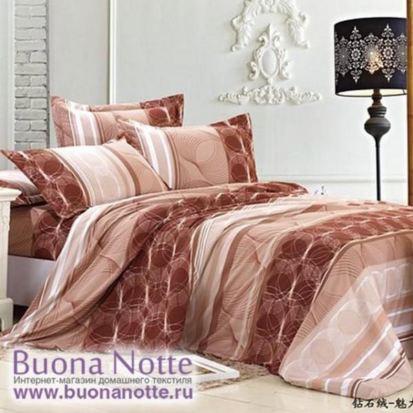 Комплект постельного белья Valtery MF-45 (размер евро)