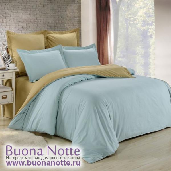 Комплект постельного белья Valtery LS-13 (размер евро)