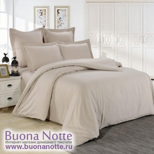 Комплект постельного белья Valtery LS-14 (размер евро)