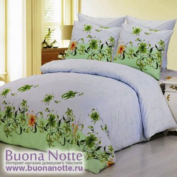 Комплект постельного белья Valtery П-07 (размер евро)