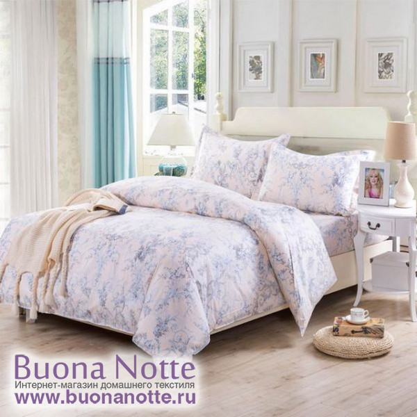 Комплект постельного белья Valtery AP-05 (размер 1,5-спальный)