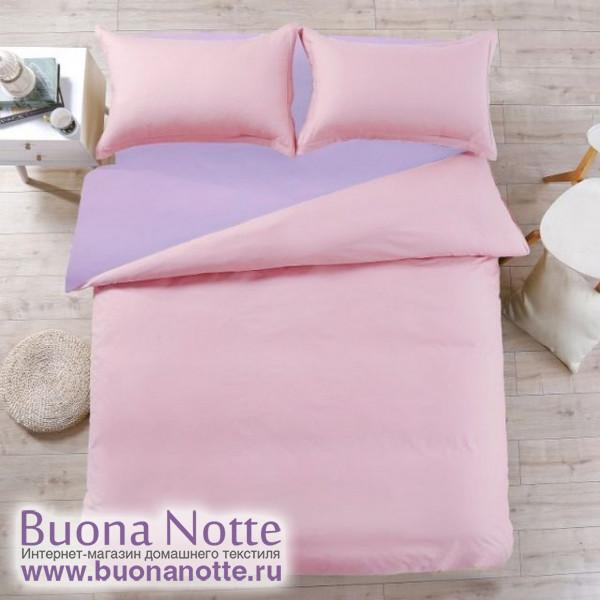 Комплект постельного белья Valtery AP-1015 (размер евро)