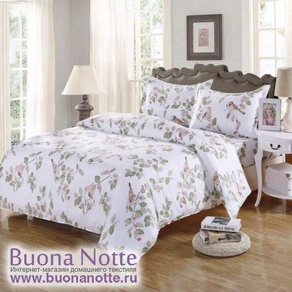 Комплект постельного белья Valtery AP-12 (размер 1,5-спальный)