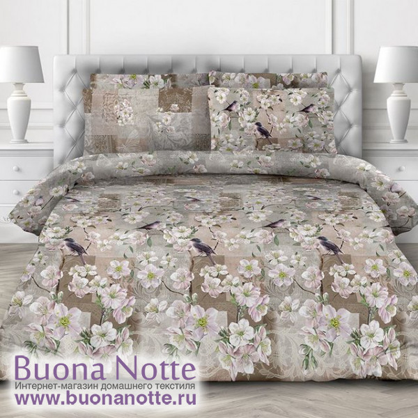 Комплект постельного белья Valtery AP-63 (размер 1,5-спальный)