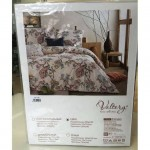 Комплект постельного белья Valtery CL-221 (размер евро)