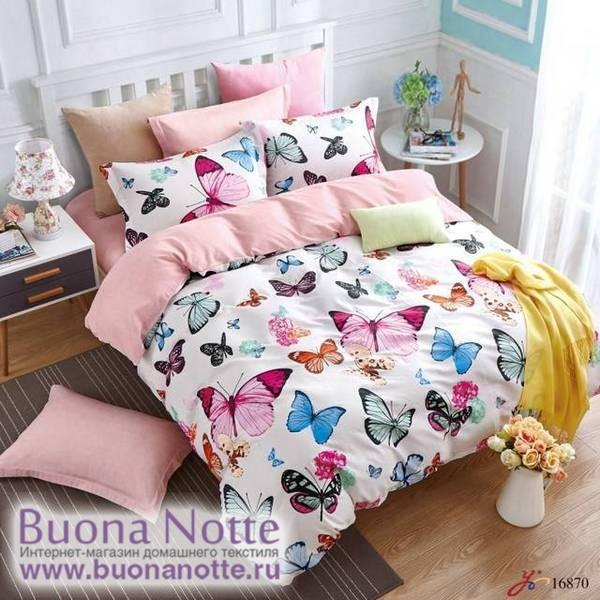 Комплект постельного белья Valtery CL-279 (размер евро)