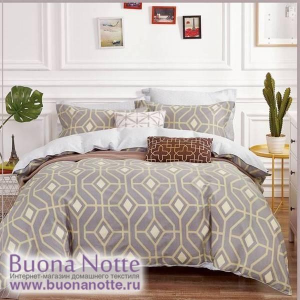 Комплект постельного белья Valtery CL-281 (размер евро)