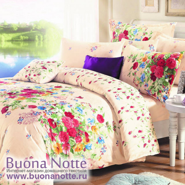 Комплект постельного белья Valtery C-322 (размер 2-спальный)