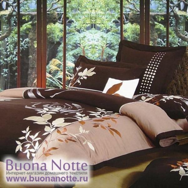 Комплект постельного белья Valtery 100-03 (размер евро)