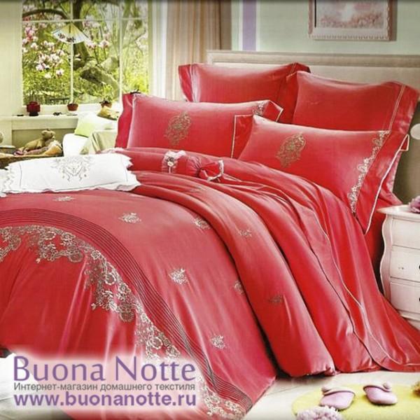 Комплект постельного белья Valtery 100-58 (размер евро)