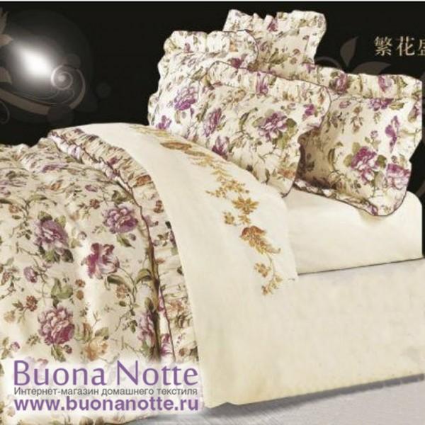 Комплект постельного белья Valtery 110-38 (размер евро)