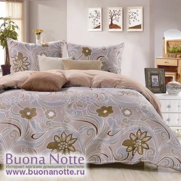 Комплект постельного белья Valtery MP-18 (размер евро)