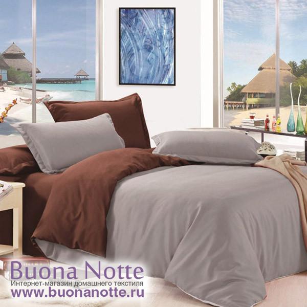 Комплект постельного белья Valtery MO-44 (размер евро)
